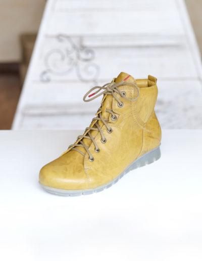 Think Menscha chaussure montante kurkuma