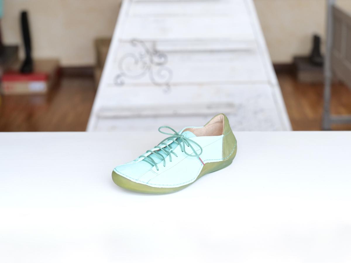 Think Kapsel chaussure aruba à lacet