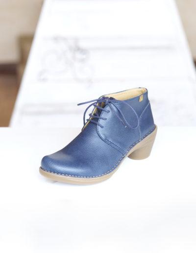 El Naturalista Vegan chaussure Aqua bleu