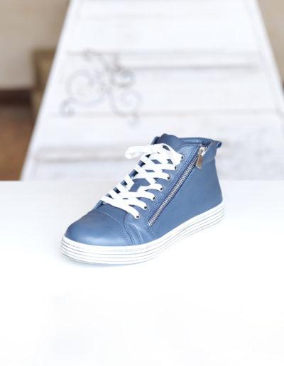 Husko sneaker bleu